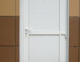 Фото двери ПВХ — 01