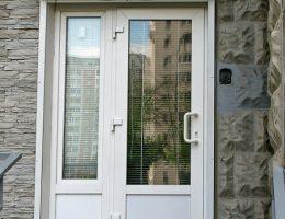 Фото двери ПВХ — 03