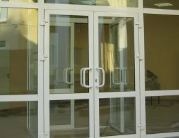 Фото двери ПВХ — 05