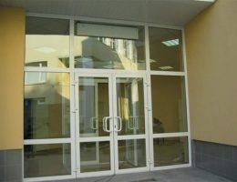 Фото двери ПВХ — 08