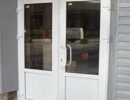 Фото двери ПВХ — 09