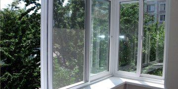 Алюминиевые раздвижные балконные рамы